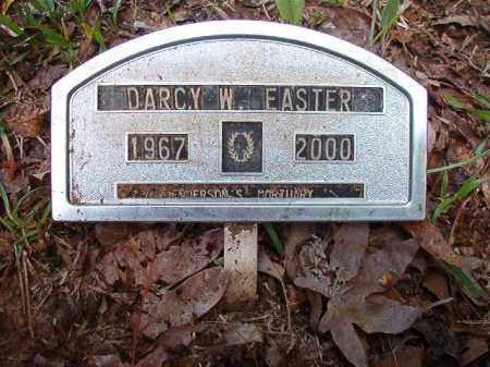 EASTER, DARCY W - Columbia County, Arkansas | DARCY W EASTER - Arkansas Gravestone Photos