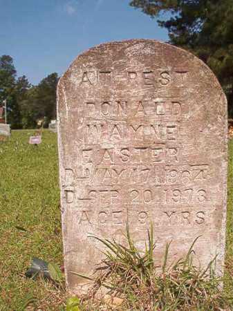 EASTER, DONALD WAYNE - Columbia County, Arkansas   DONALD WAYNE EASTER - Arkansas Gravestone Photos