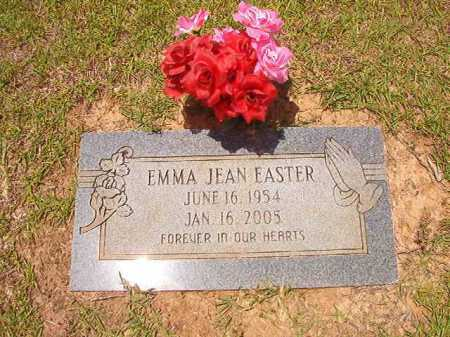 EASTER, EMMA JEAN - Columbia County, Arkansas | EMMA JEAN EASTER - Arkansas Gravestone Photos