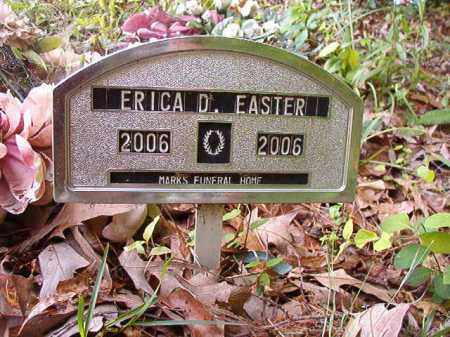 EASTER, ERICA D - Columbia County, Arkansas | ERICA D EASTER - Arkansas Gravestone Photos
