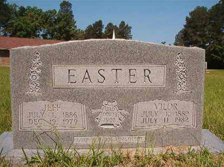 EASTER, VILOR - Columbia County, Arkansas | VILOR EASTER - Arkansas Gravestone Photos