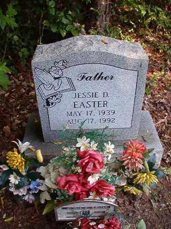 EASTER, JESSIE D - Columbia County, Arkansas | JESSIE D EASTER - Arkansas Gravestone Photos