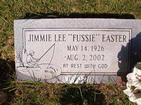 "EASTER, JIMMIE LEE ""FUSSIE"" - Columbia County, Arkansas 