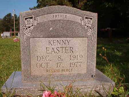 EASTER, KENNY - Columbia County, Arkansas | KENNY EASTER - Arkansas Gravestone Photos