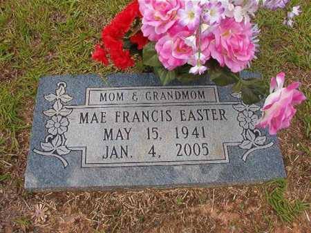 EASTER, MAE FRANCIS - Columbia County, Arkansas | MAE FRANCIS EASTER - Arkansas Gravestone Photos