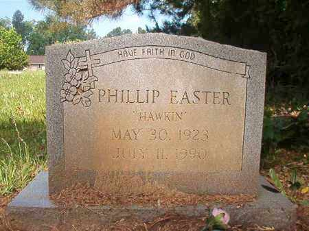 "EASTER, PHILLIP ""HAWKIN"" - Columbia County, Arkansas 