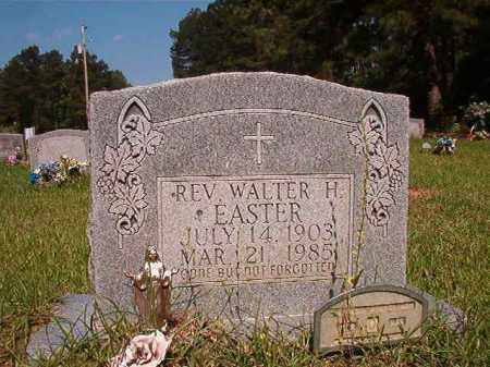 EASTER, REV, WALTER H - Columbia County, Arkansas | WALTER H EASTER, REV - Arkansas Gravestone Photos