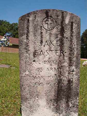 EASTER (VETERAN), JAKE - Columbia County, Arkansas | JAKE EASTER (VETERAN) - Arkansas Gravestone Photos
