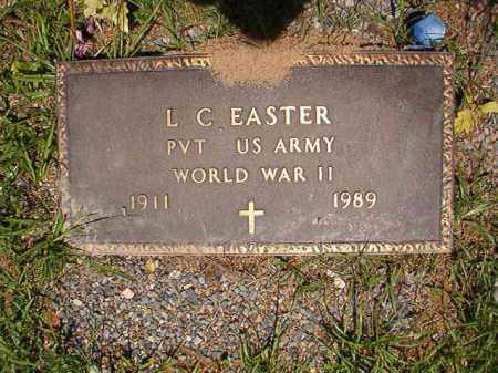 EASTER (VETERAN WWII), L C - Columbia County, Arkansas | L C EASTER (VETERAN WWII) - Arkansas Gravestone Photos