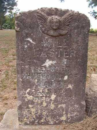 EASTER, WILL - Columbia County, Arkansas | WILL EASTER - Arkansas Gravestone Photos