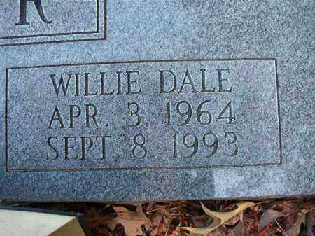 EASTER, WILLIE DALE - Columbia County, Arkansas | WILLIE DALE EASTER - Arkansas Gravestone Photos