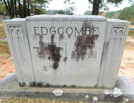 EDGCOMBE, ELIZABETH - Columbia County, Arkansas | ELIZABETH EDGCOMBE - Arkansas Gravestone Photos