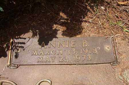 EDWARDS, ANNIE B - Columbia County, Arkansas | ANNIE B EDWARDS - Arkansas Gravestone Photos