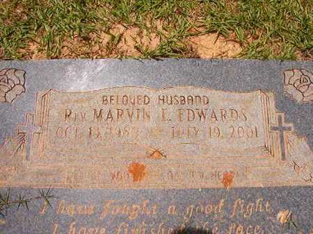 EDWARDS, REV, MARVIN E - Columbia County, Arkansas | MARVIN E EDWARDS, REV - Arkansas Gravestone Photos