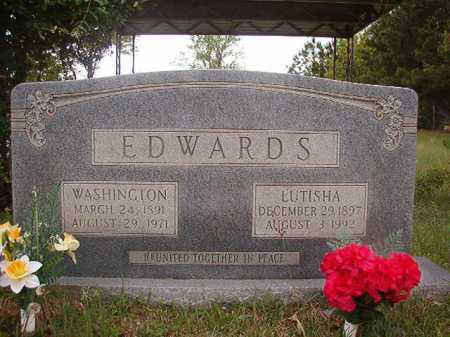 EDWARDS, LUTISHA - Columbia County, Arkansas | LUTISHA EDWARDS - Arkansas Gravestone Photos