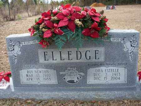 ELLEDGE, ROY NEWTON - Columbia County, Arkansas | ROY NEWTON ELLEDGE - Arkansas Gravestone Photos