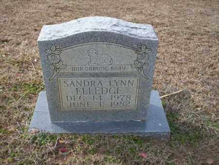 ELLEDGE, SANDRA LYNN - Columbia County, Arkansas | SANDRA LYNN ELLEDGE - Arkansas Gravestone Photos