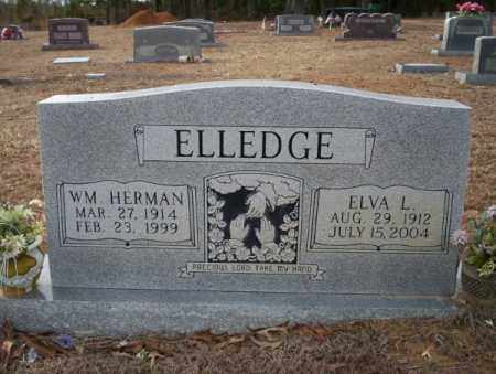 ELLEDGE, ELVA L - Columbia County, Arkansas | ELVA L ELLEDGE - Arkansas Gravestone Photos