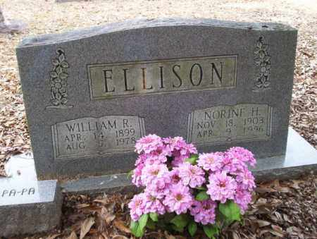 ELLISON, NORINE H - Columbia County, Arkansas | NORINE H ELLISON - Arkansas Gravestone Photos