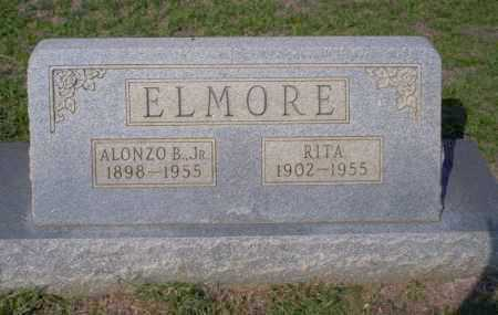 ELMORE JR., ALONZO B. - Columbia County, Arkansas | ALONZO B. ELMORE JR. - Arkansas Gravestone Photos