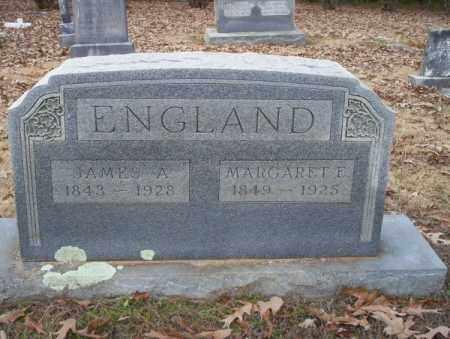ENGLAND, JAMES A - Columbia County, Arkansas | JAMES A ENGLAND - Arkansas Gravestone Photos