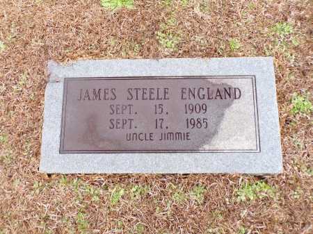 ENGLAND, JAMES STEELE - Columbia County, Arkansas | JAMES STEELE ENGLAND - Arkansas Gravestone Photos
