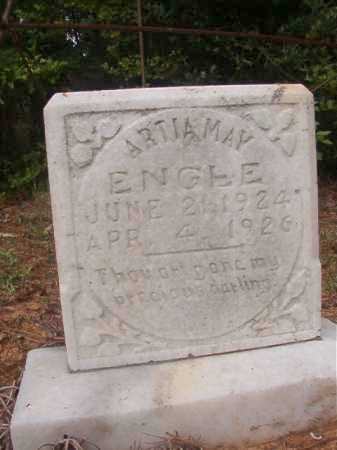 ENGLE, ARTIA MAY - Columbia County, Arkansas | ARTIA MAY ENGLE - Arkansas Gravestone Photos