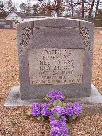 EPPERSON, JOSEPHINE - Columbia County, Arkansas | JOSEPHINE EPPERSON - Arkansas Gravestone Photos