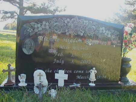 HIGDON EPPERSON, MICHELE - Columbia County, Arkansas | MICHELE HIGDON EPPERSON - Arkansas Gravestone Photos