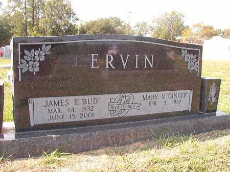 "ERVIN, JAMES E ""BUD"" - Columbia County, Arkansas 