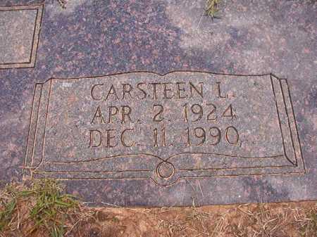 EVANS, CARSTEEN L - Columbia County, Arkansas | CARSTEEN L EVANS - Arkansas Gravestone Photos