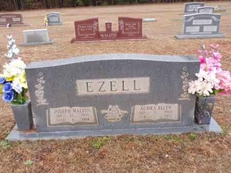 EZELL, JOSEPH MALVIN - Columbia County, Arkansas | JOSEPH MALVIN EZELL - Arkansas Gravestone Photos