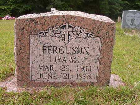 FERGUSON, IRA M - Columbia County, Arkansas | IRA M FERGUSON - Arkansas Gravestone Photos