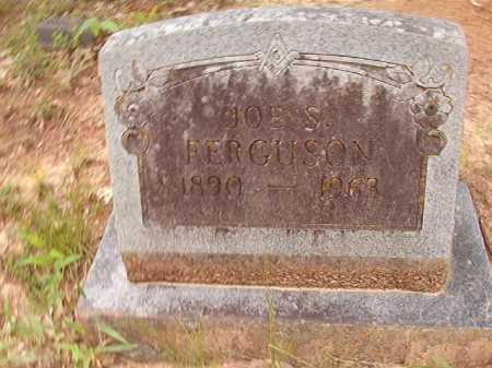 FERGUSON, JOE S - Columbia County, Arkansas | JOE S FERGUSON - Arkansas Gravestone Photos