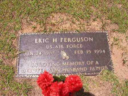 FERGUSON (VETERAN), ERIC H - Columbia County, Arkansas | ERIC H FERGUSON (VETERAN) - Arkansas Gravestone Photos