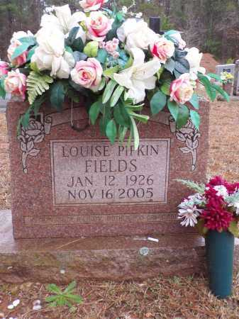 FIELDS, LOUISE - Columbia County, Arkansas | LOUISE FIELDS - Arkansas Gravestone Photos