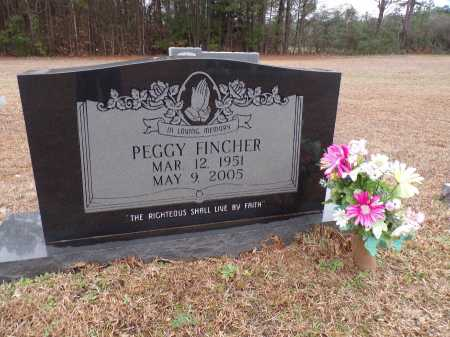 FINCHER, PEGGY - Columbia County, Arkansas | PEGGY FINCHER - Arkansas Gravestone Photos