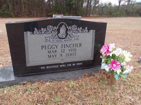 FINCHER, PEGGY - Columbia County, Arkansas | PEGGY FINCHER - Arkansas Gravestone Photos