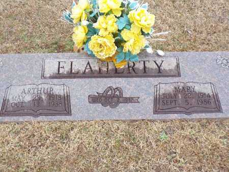 FLAHERTY, ARTHUR - Columbia County, Arkansas | ARTHUR FLAHERTY - Arkansas Gravestone Photos