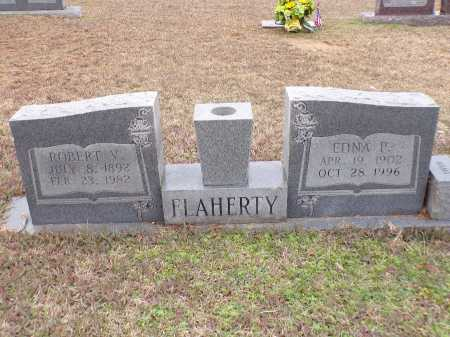 FLAHERTY, EDNA P - Columbia County, Arkansas | EDNA P FLAHERTY - Arkansas Gravestone Photos