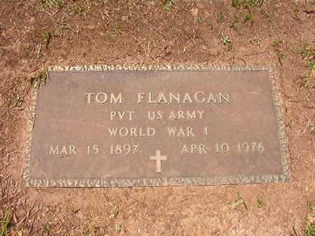 FLANAGAN (VETERAN WWI), TOM - Columbia County, Arkansas | TOM FLANAGAN (VETERAN WWI) - Arkansas Gravestone Photos