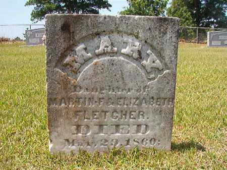 FLETCHER, MARY - Columbia County, Arkansas | MARY FLETCHER - Arkansas Gravestone Photos