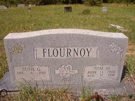 FLOURNOY, JR, TOM - Columbia County, Arkansas | TOM FLOURNOY, JR - Arkansas Gravestone Photos