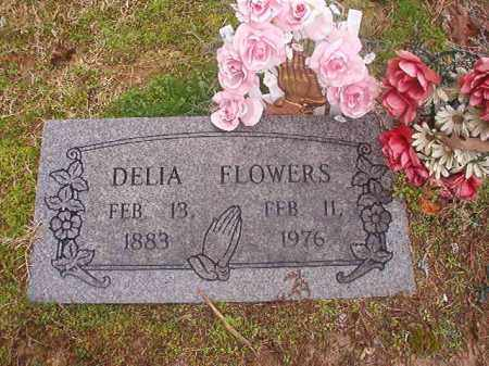 FLOWERS, DELIA - Columbia County, Arkansas | DELIA FLOWERS - Arkansas Gravestone Photos