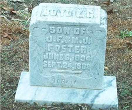 FOSTER, BOYDIE G. - Columbia County, Arkansas   BOYDIE G. FOSTER - Arkansas Gravestone Photos