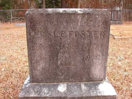 FOSTER, CLIDIE - Columbia County, Arkansas | CLIDIE FOSTER - Arkansas Gravestone Photos