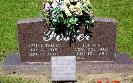 FOSTER, LAZELLE - Columbia County, Arkansas | LAZELLE FOSTER - Arkansas Gravestone Photos