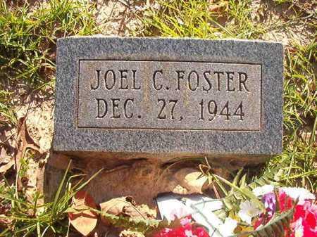 FOSTER, JOEL C - Columbia County, Arkansas | JOEL C FOSTER - Arkansas Gravestone Photos