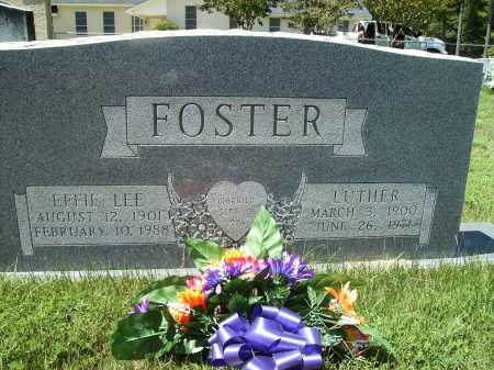 FOSTER, EFFIE LEE - Columbia County, Arkansas | EFFIE LEE FOSTER - Arkansas Gravestone Photos