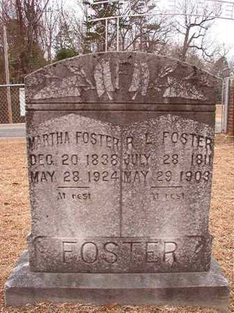FOSTER, MARTHA - Columbia County, Arkansas | MARTHA FOSTER - Arkansas Gravestone Photos